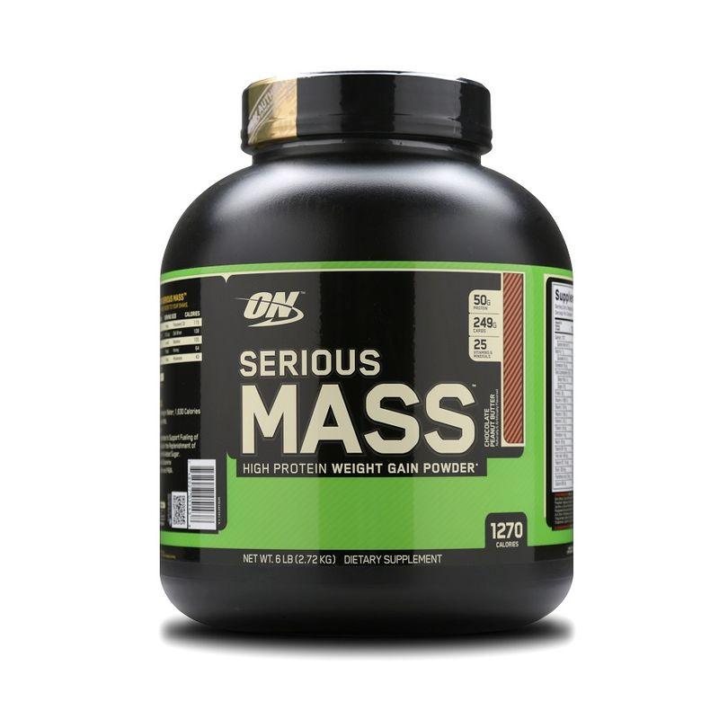 Optimum Nutrition (ON) Serious Mass Gainer (Chocolate Peanut Butter)