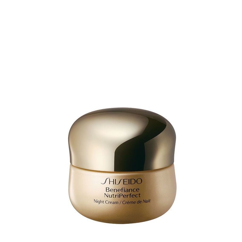 Shiseido Benefiance Nutriperfect Night Cream - For All Skin Types