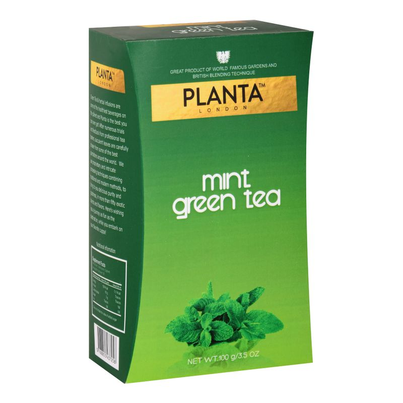 Planta Mint Green Tea Long Leaf
