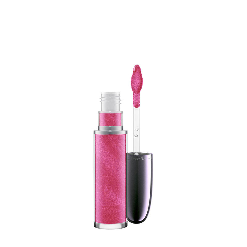 M.A.C Grand Illusion Holographic Glossy Liquid Lipcolour - Pearly Girl