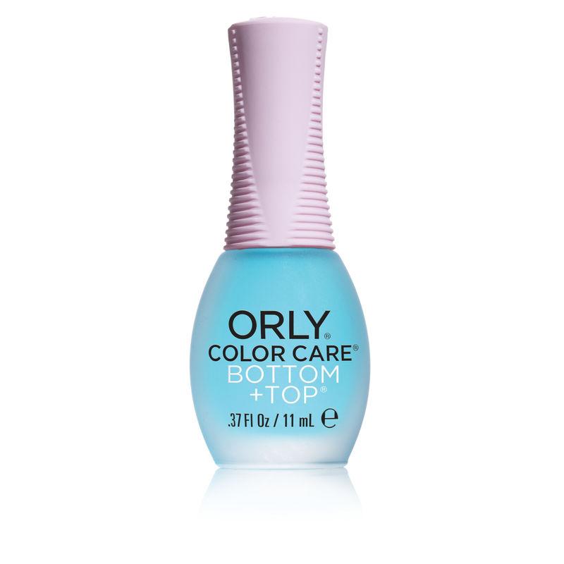 Orly Color Care Nail Polish - Bottom + Top
