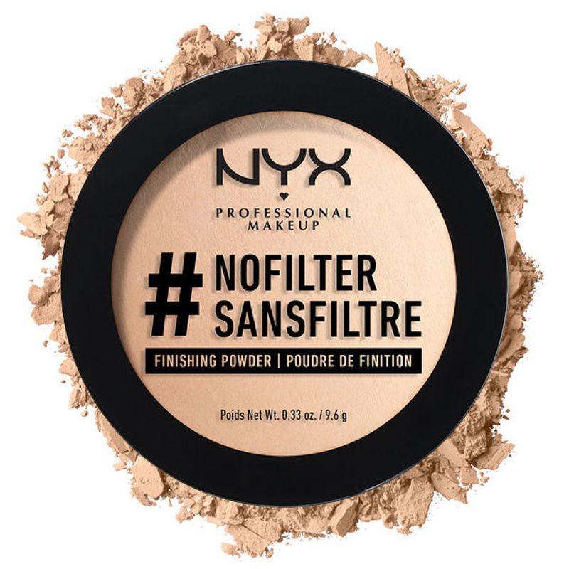 NYX Professional Makeup Nofilter Finishing Powder - 03 Ivory