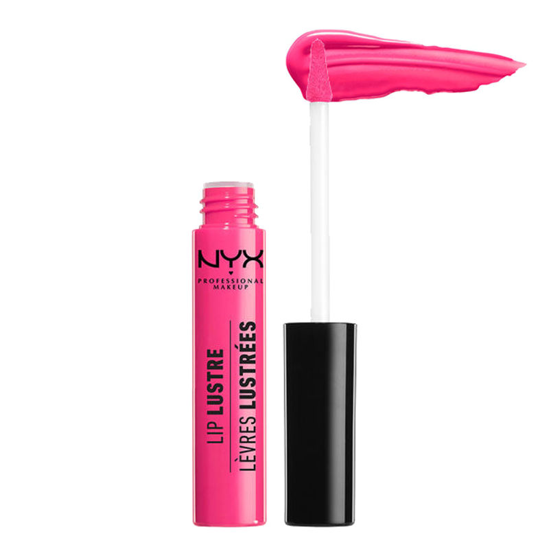 NYX Professional Makeup Lip Lustre Glossy Tint - Euphoric