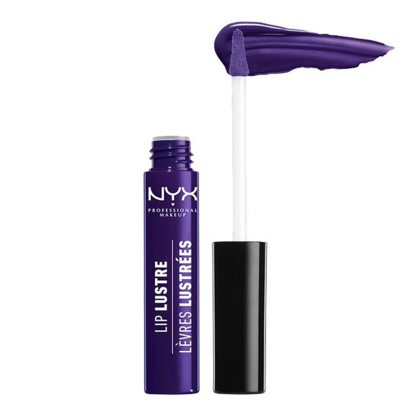 NYX Professional Makeup Lip Lustre Glossy Tint - Dark Magic