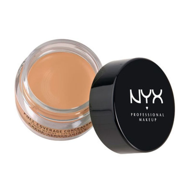 NYX Professional Makeup Concealer Jar - 3.5 Nude Beige