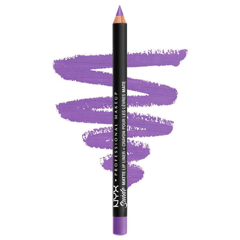 NYX Professional Makeup Suede Matte Lip Liner - Sway