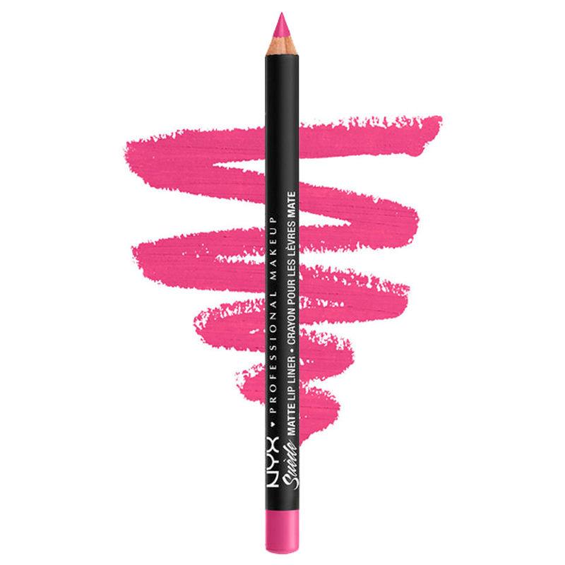 NYX Professional Makeup Suede Matte Lip Liner - Pink Lust