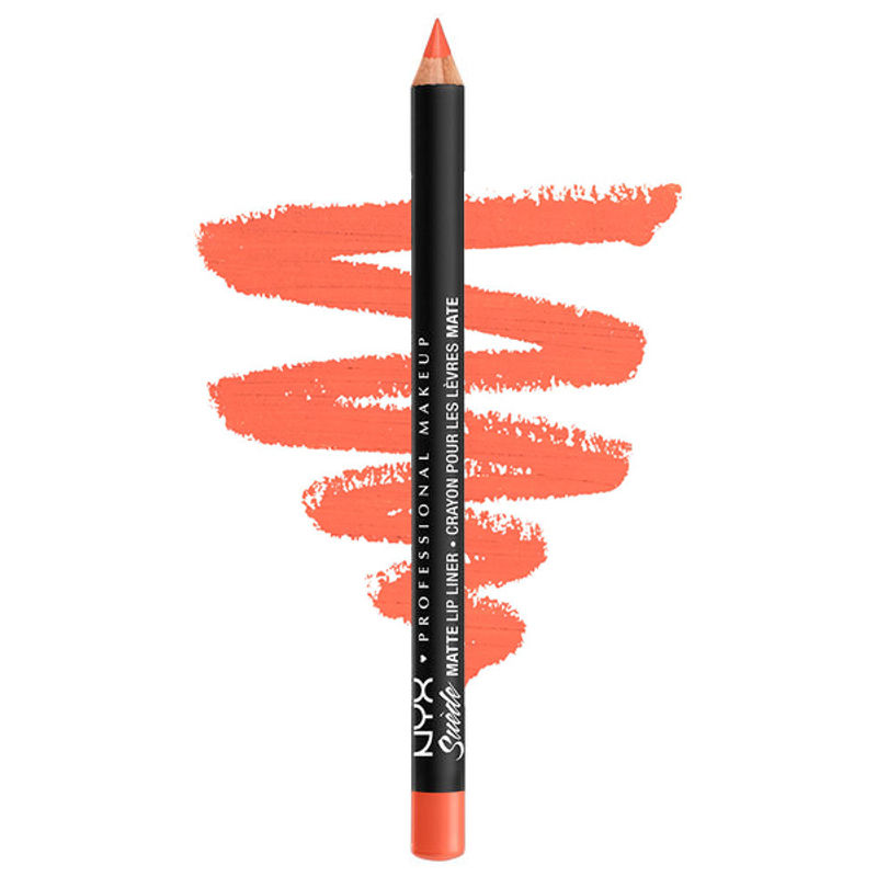 NYX Professional Makeup Suede Matte Lip Liner - Foiled Again