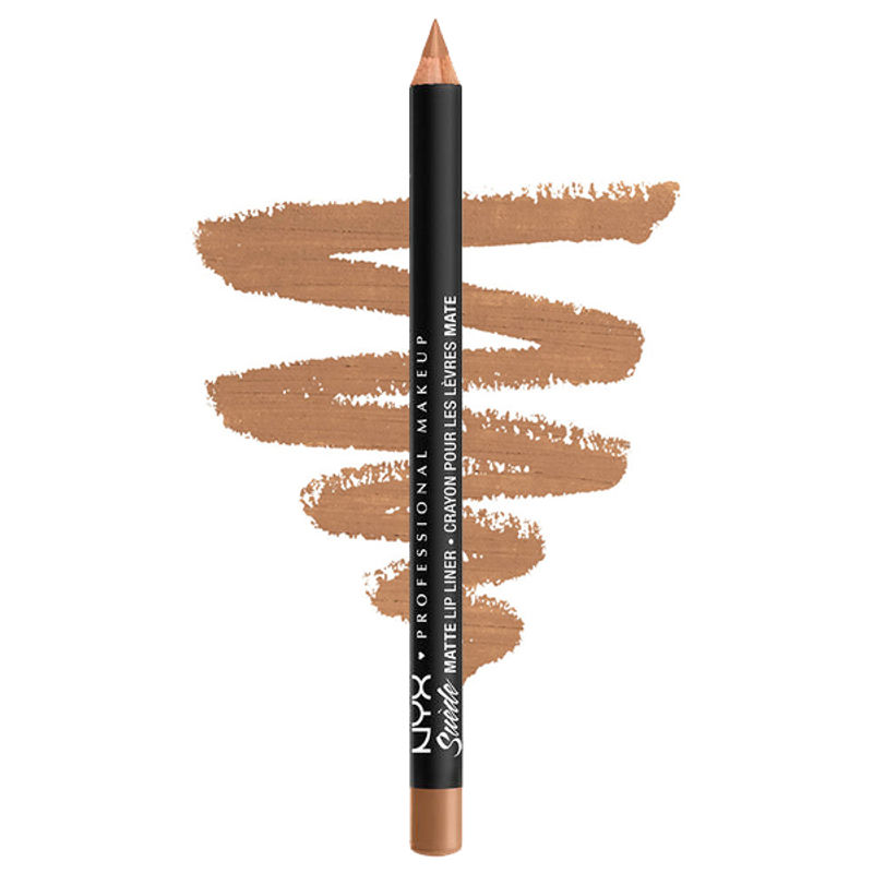 NYX Professional Makeup Suede Matte Lip Liner - London