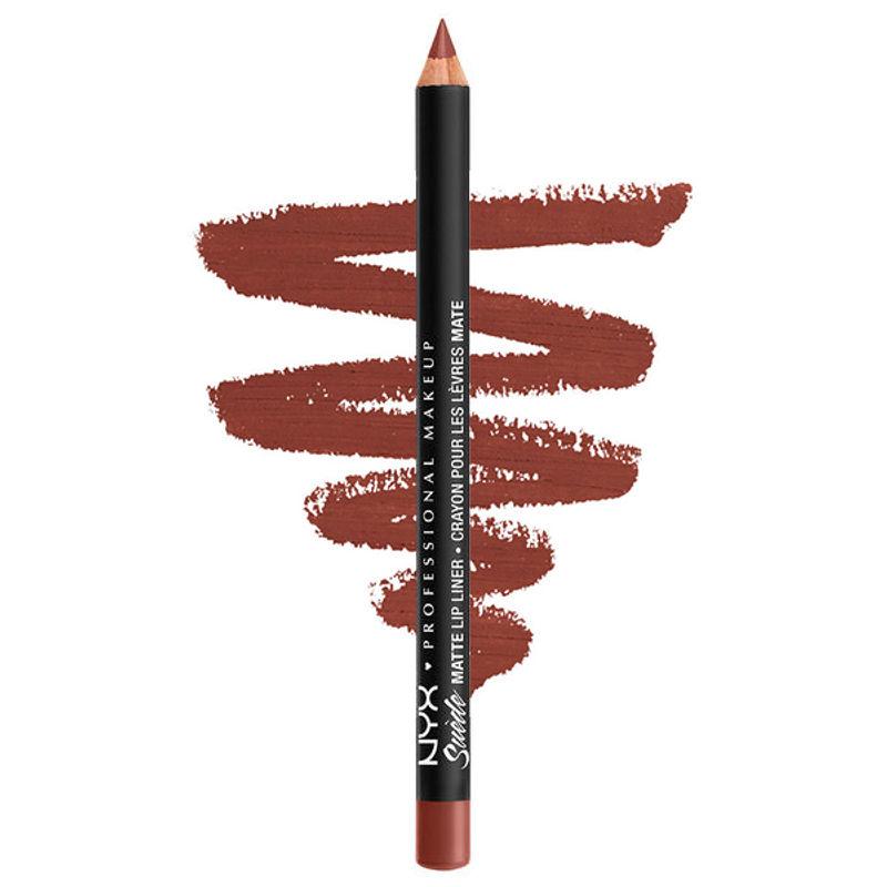 NYX Professional Makeup Suede Matte Lip Liner - Alabama
