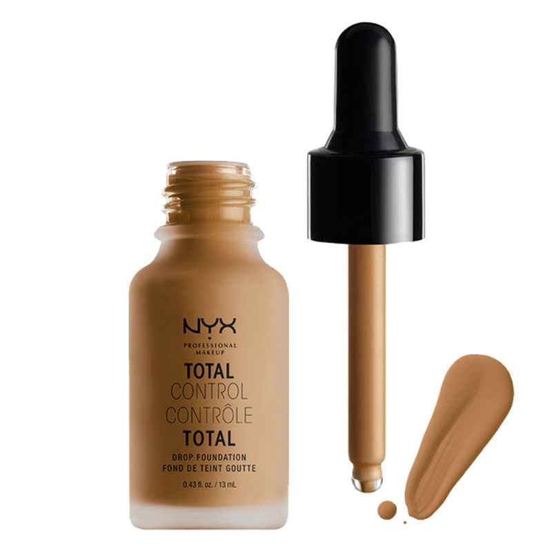 NYX Professional Makeup Total Control Drop Foundation - 16 Mahogany