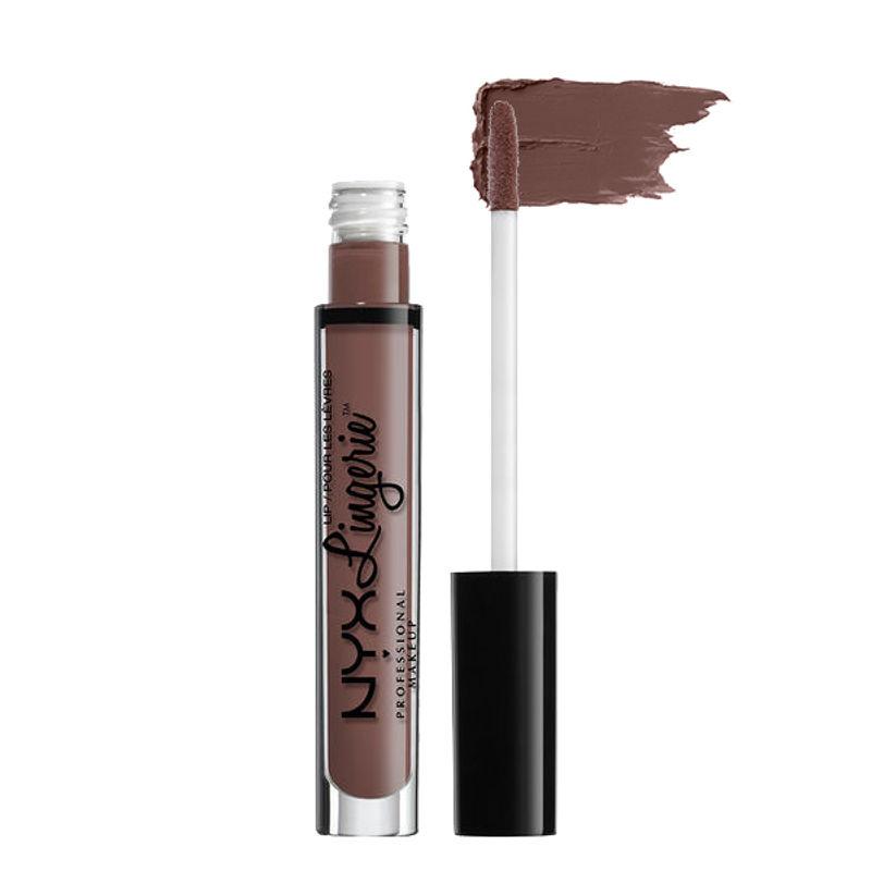 NYX Professional Makeup Lip Lingerie Liquid Lipstick - Confident