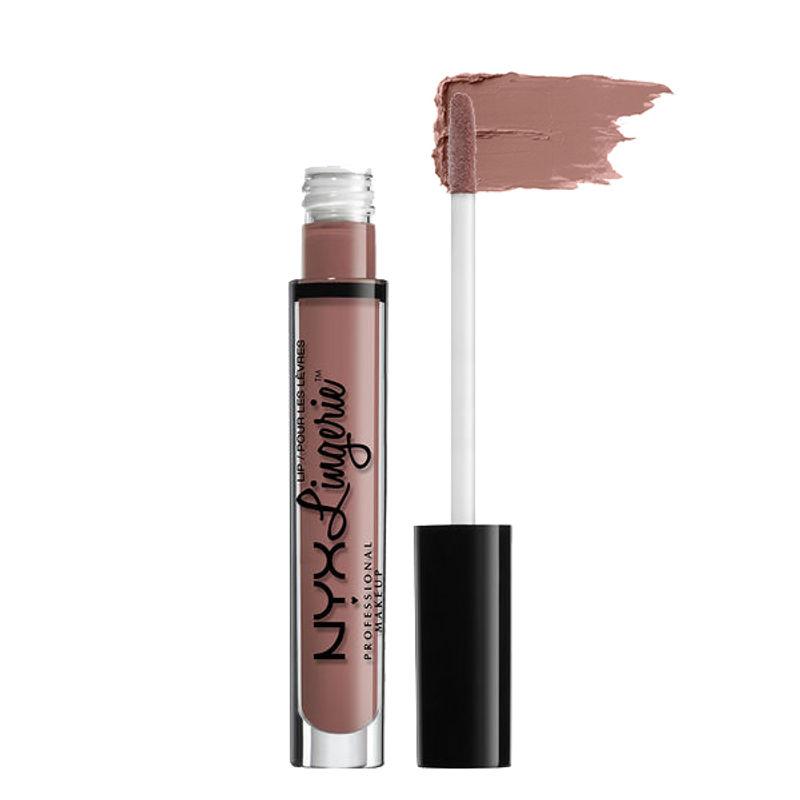 NYX Professional Makeup Lip Lingerie Liquid Lipstick - Bustier