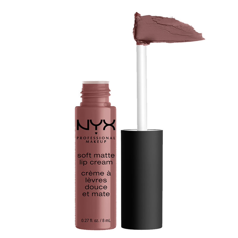 NYX Professional Makeup Soft Matte Lip Cream - Toulouse