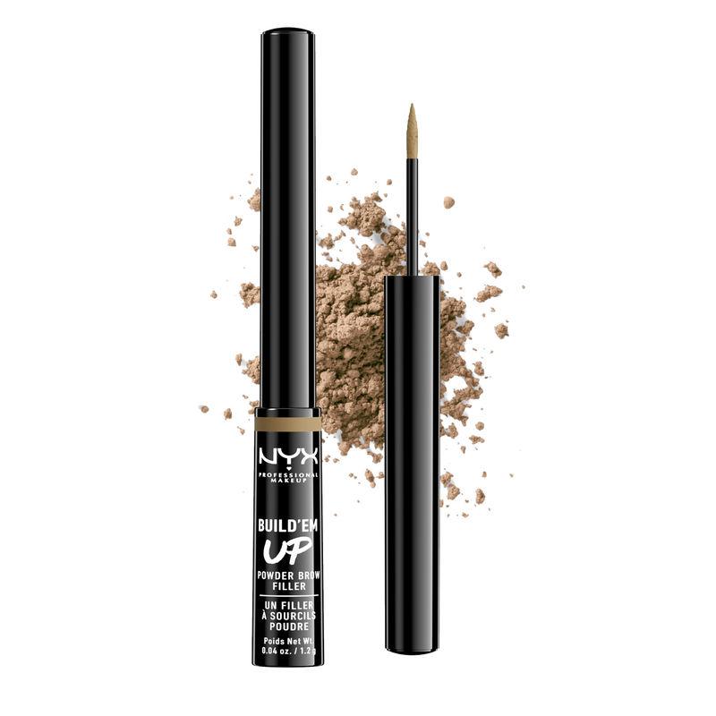 NYX Professional Makeup Build 'Em Up Brow Powder - Blonde
