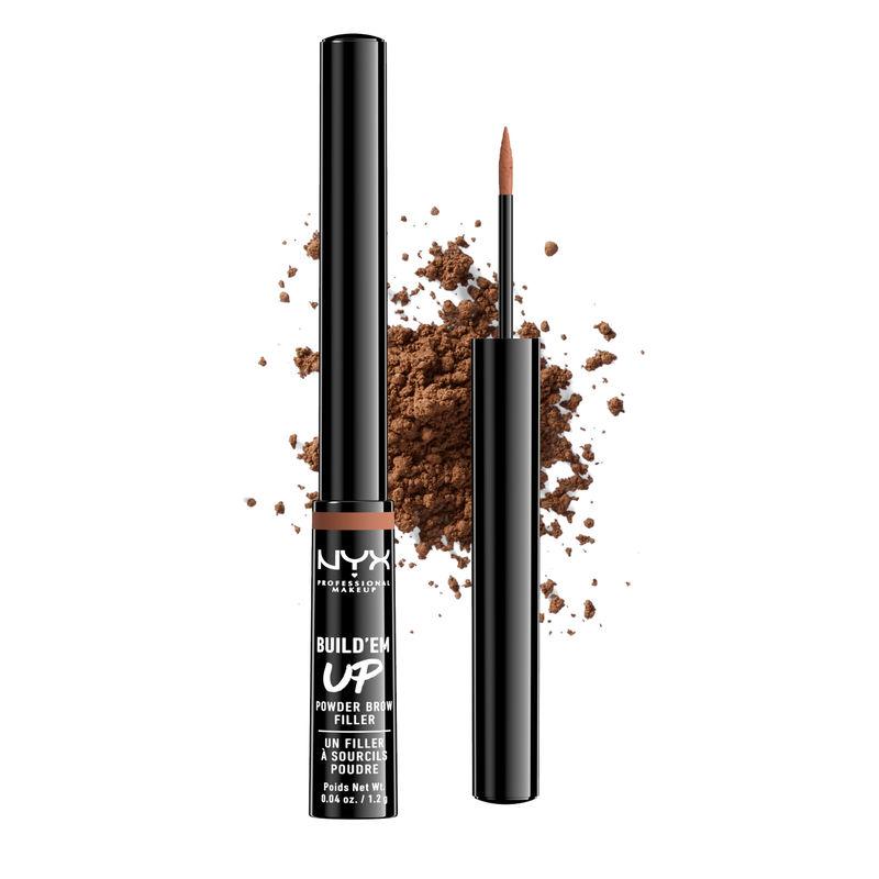 NYX Professional Makeup Build 'Em Up Brow Powder - Auburn
