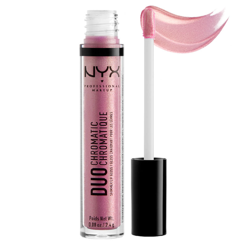 NYX Professional Makeup Duo Chromatic Lip Gloss
