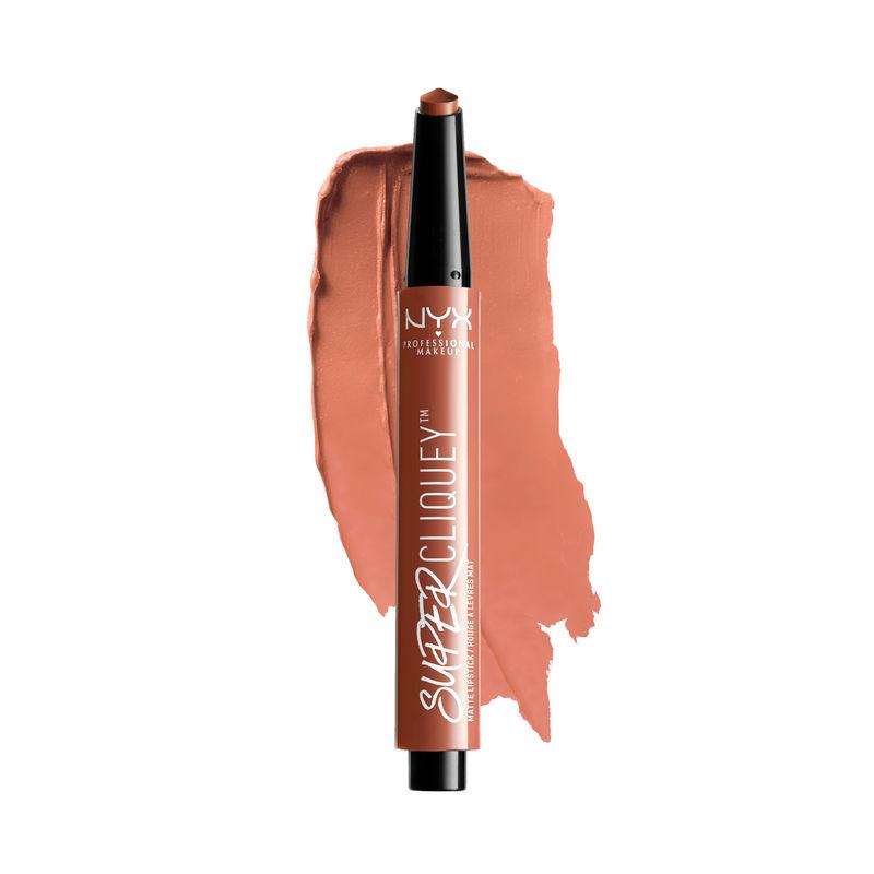 NYX Professional Makeup Super Cliquey Matte Lipstick - On The DL