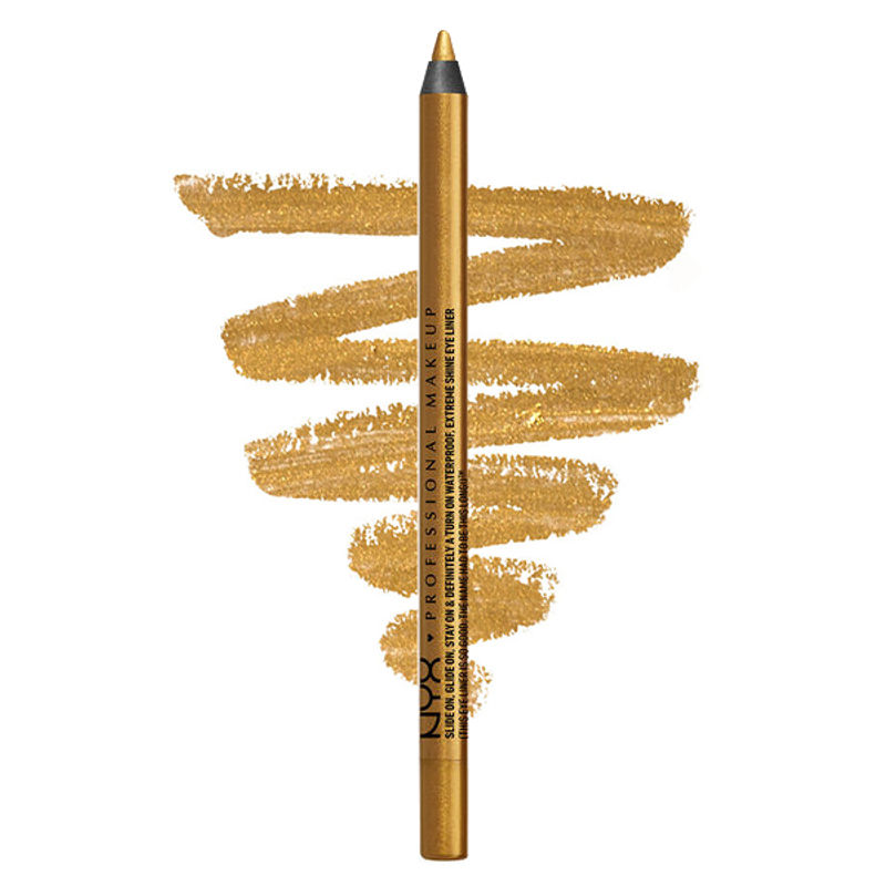 NYX Professional Makeup Slide On Pencil - Glitzy Gold