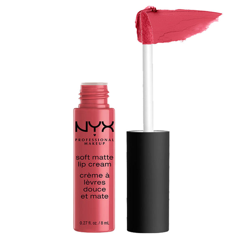 NYX Professional Makeup Soft Matte Lip Cream - San Paulo