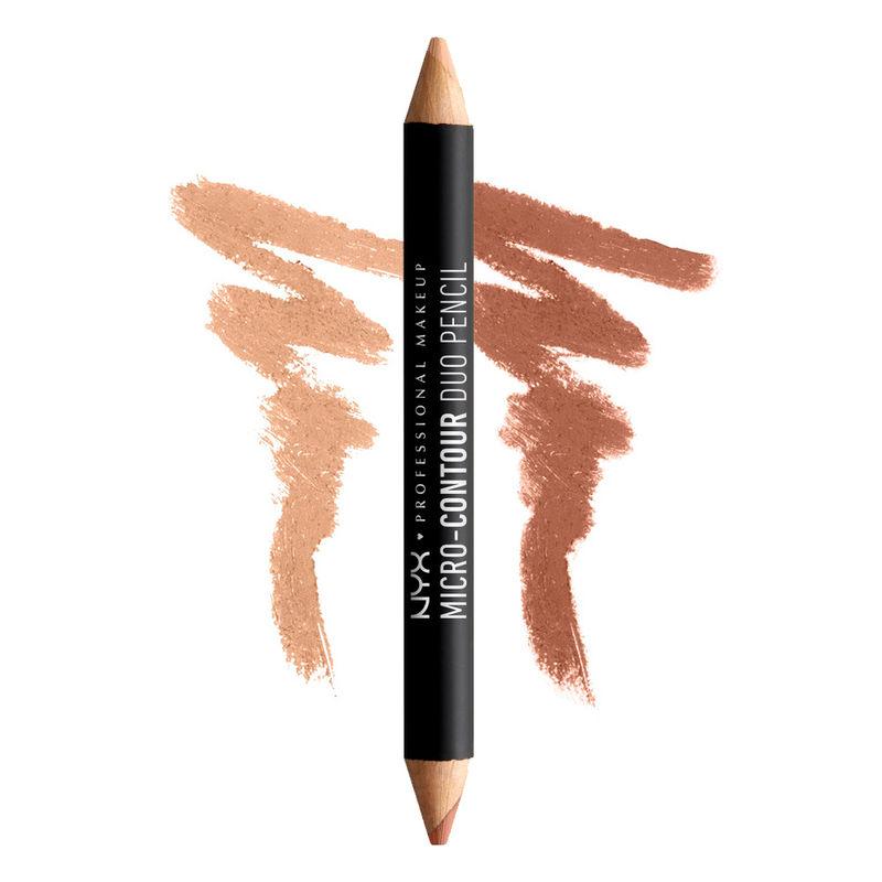 NYX Professional Makeup Micro-Contour Duo Pencil