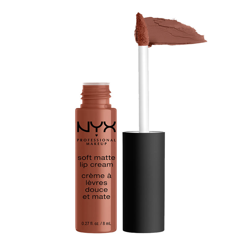 NYX Professional Makeup Soft Matte Lip Cream - Leon