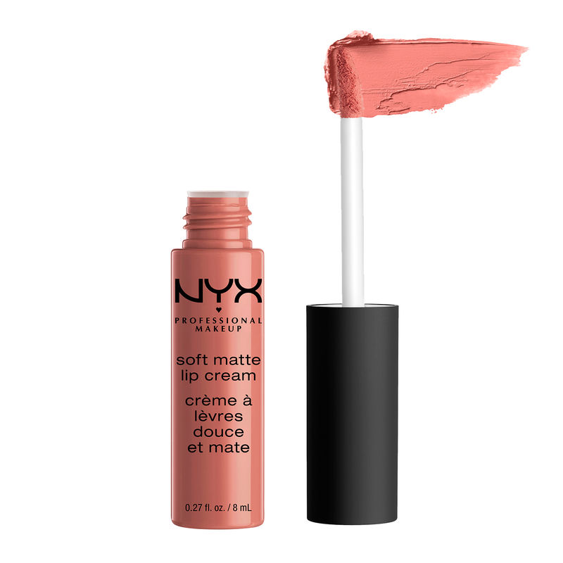 NYX Professional Makeup Soft Matte Lip Cream - Zurich