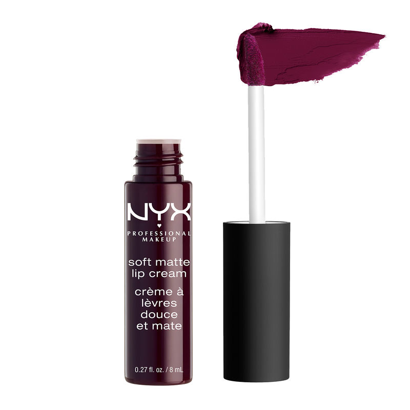 NYX Professional Makeup Soft Matte Lip Cream - Transylvania