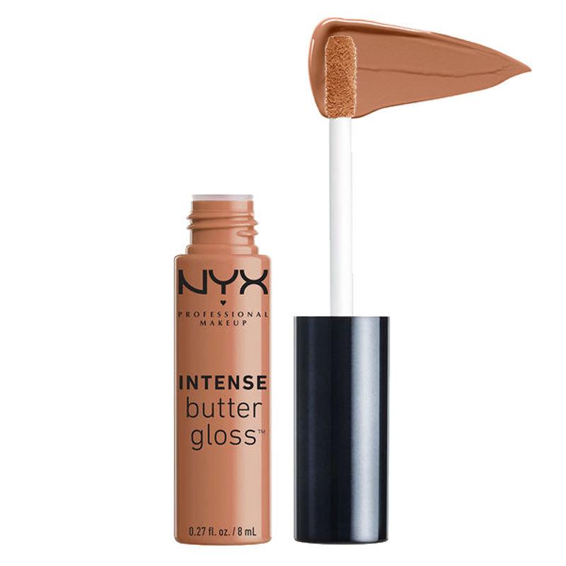 NYX Professional Makeup Intense Butter Gloss - Peanut Brittle