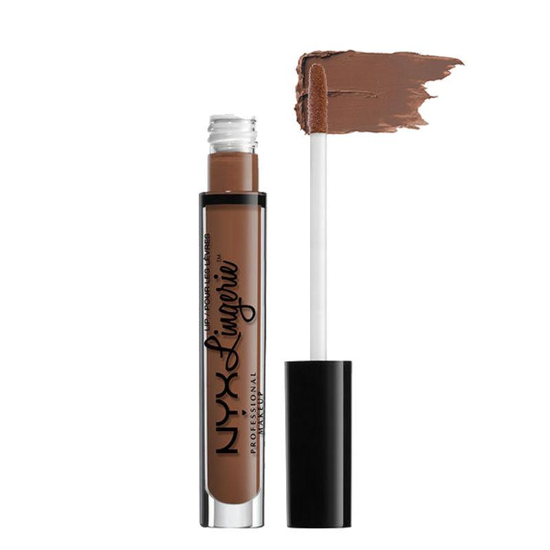 NYX Professional Makeup Lip Lingerie Liquid Lipstick - Beauty Mark