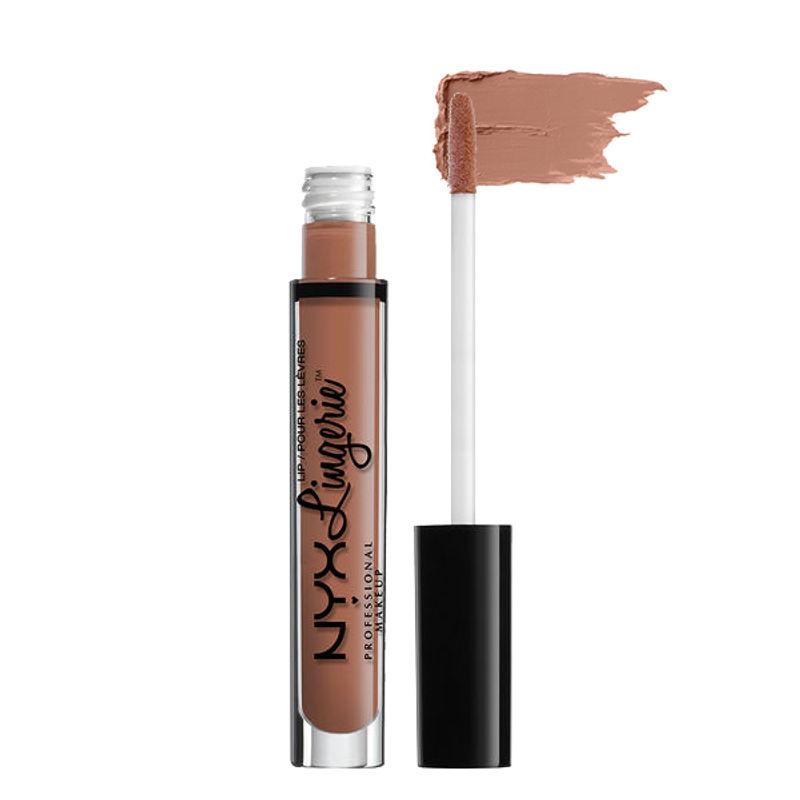 NYX Professional Makeup Lip Lingerie Liquid Lipstick - Push-Up