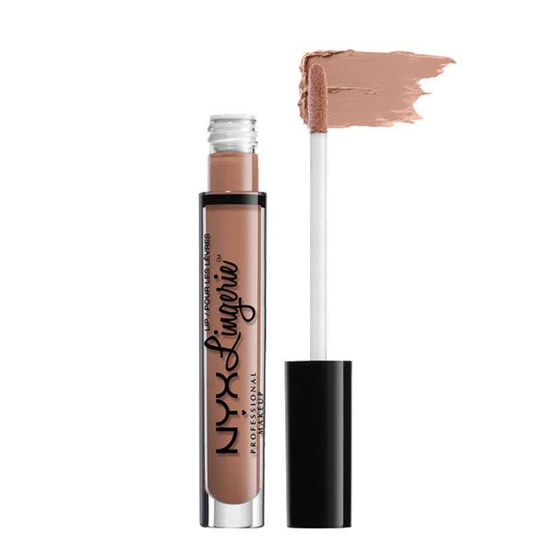 NYX Professional Makeup Lip Lingerie Liquid Lipstick - Satin Ribbon