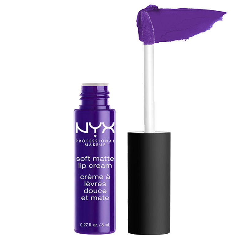 NYX Professional Makeup Soft Matte Lip Cream - Havana