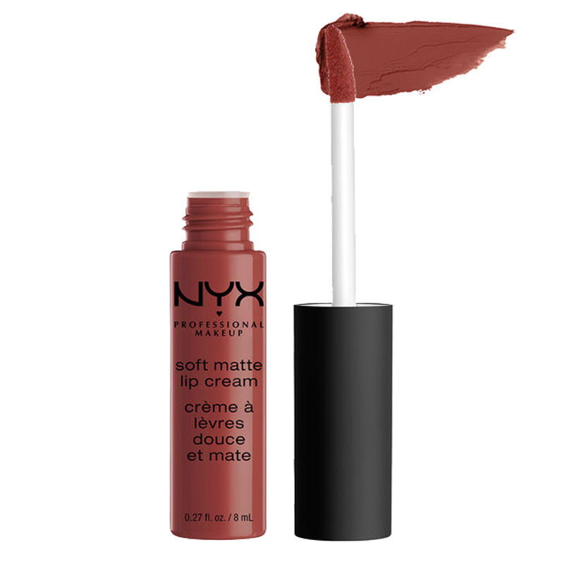NYX Professional Makeup Soft Matte Lip Cream - Rome