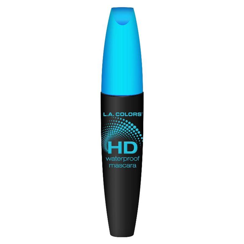 L.A. Colors HD Waterproof Mascara - Very Black