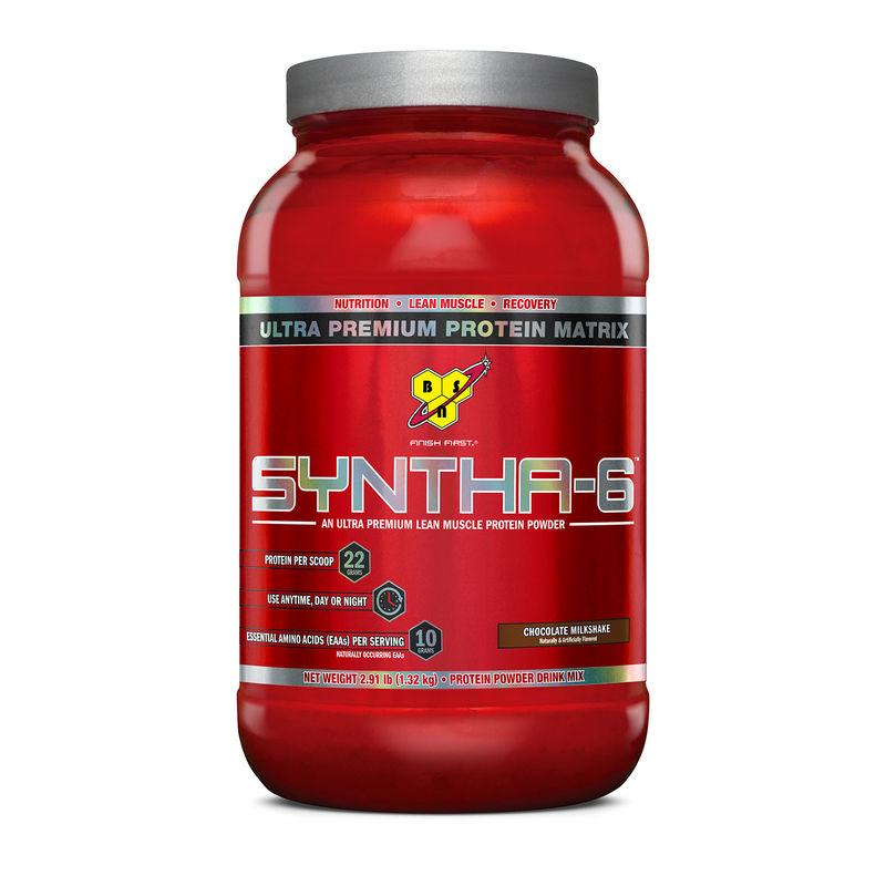 BSN Syntha-6 Protein Powder (Chocolate Milkshake)