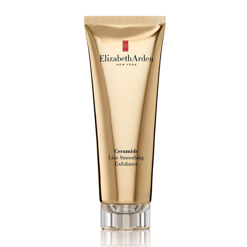 Elizabeth Arden Ceramide Plump Perfect Ultra Lift And Firm Line Smoothing Exfoliator SPF30 - For All Skin Types