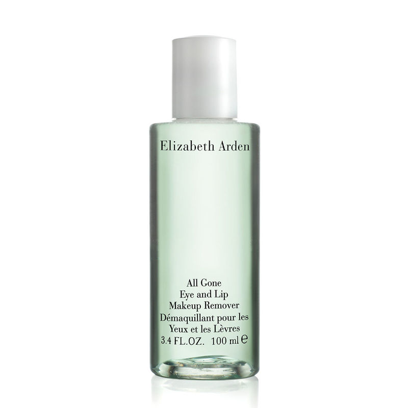 Elizabeth Arden All Gone Eye And Lip Makeup Remover For All Skin Types