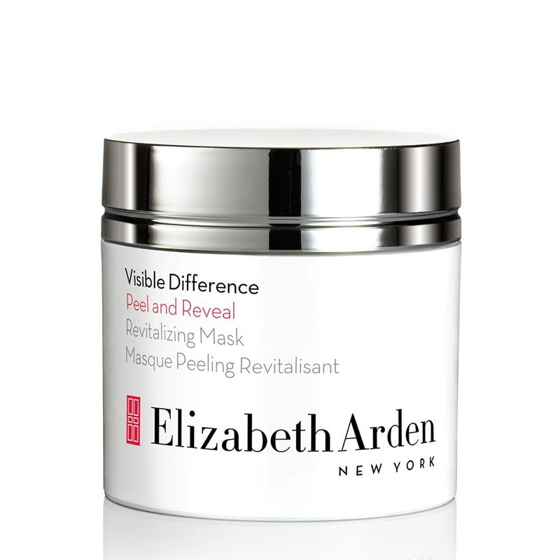 Elizabeth Arden Visible Difference Peel And Reveal Revitalising Mask - For All Skin Types