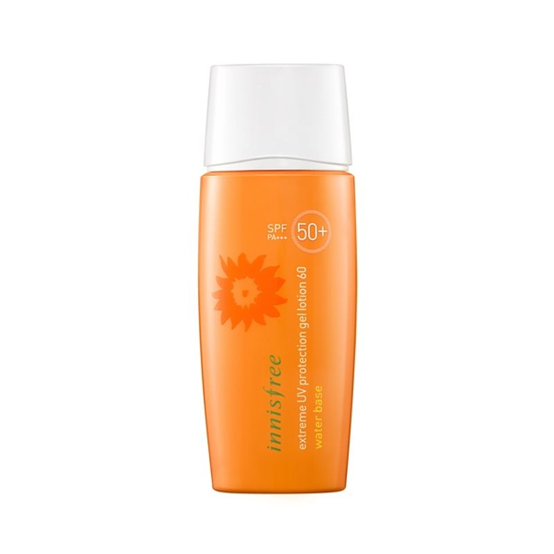 Innisfree Extreme UV Protection Gel Lotion 60 Water Base SPF50+ PA+++