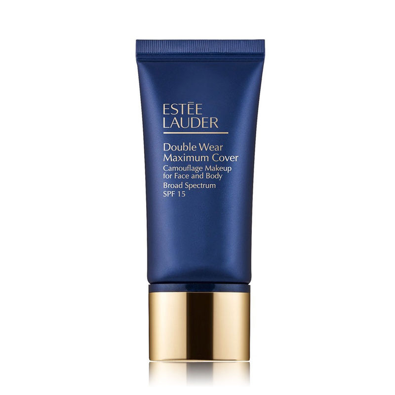 Estee Lauder Double Wear Maximum Cover Camouflage Makeup For Face And Body SPF 15 - Rich Caramel
