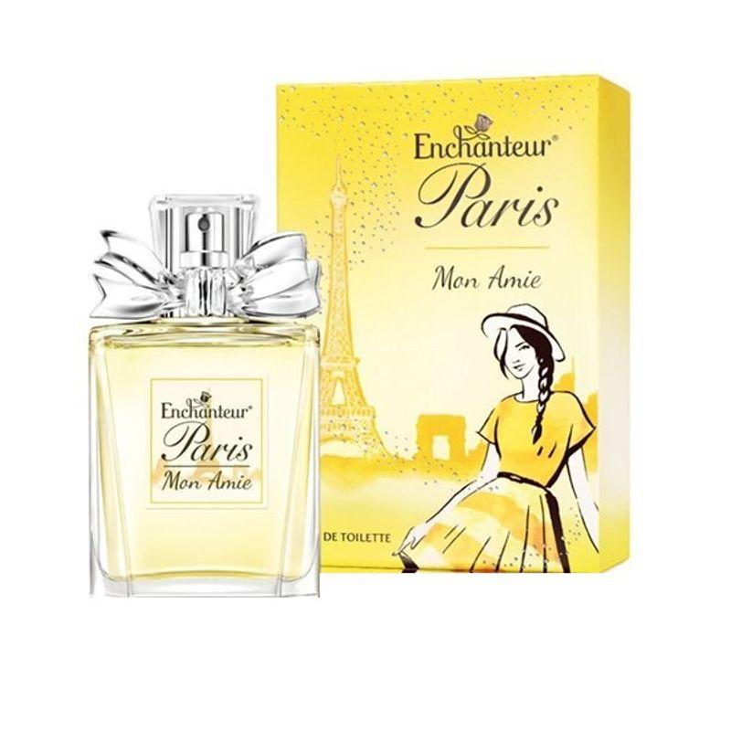 Enchanteur Paris Mon Amie Edt(Eau De Toilette) For Women