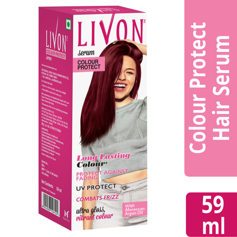 Livon Colour Protect Hair Serum For Women