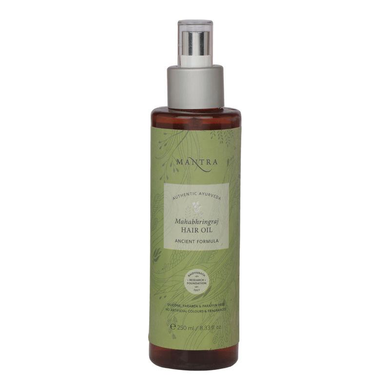 Mantra Mahabhringraj Hair Oil With Ancient Formula