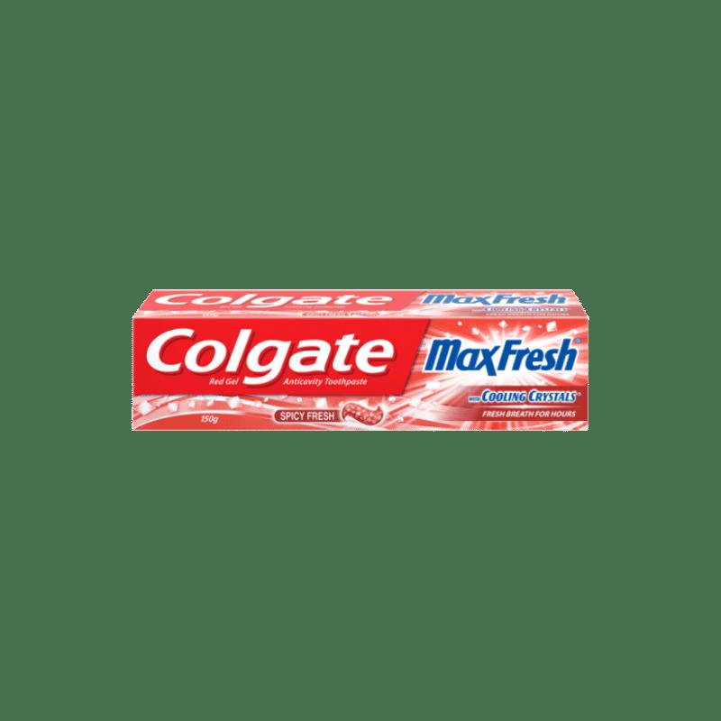Colgate Maxfresh Spicy Red Toothpaste (Gel)