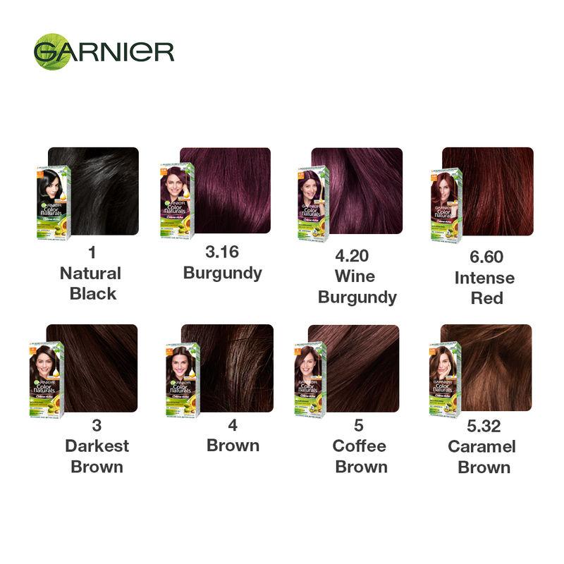Garnier Hair Color Buy Garnier Color Naturals 532 Caramel Brown