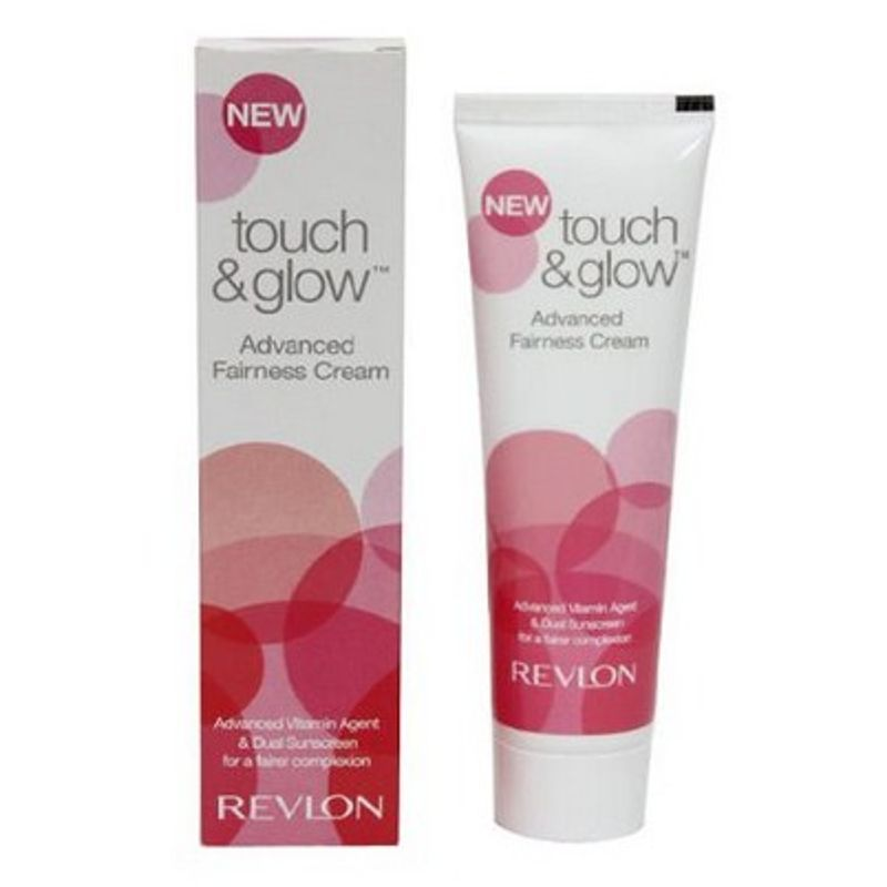 Revlon Touch And Glow Advanced Fairness Cream (Off Rs.20)