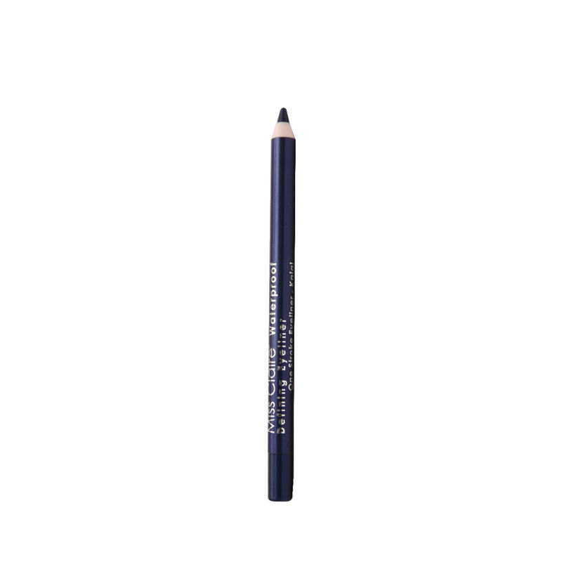 Miss Claire Waterproof Defining One Stroke Eyeliner Kajal - Royal Blue