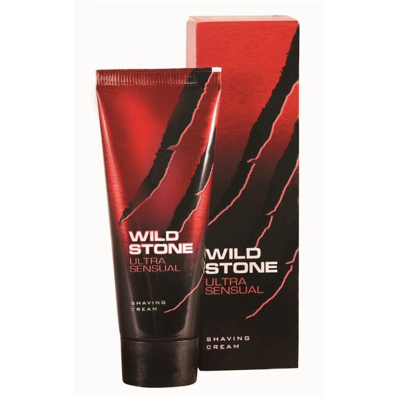 Wild Stone Ultra Sensual Shaving Cream