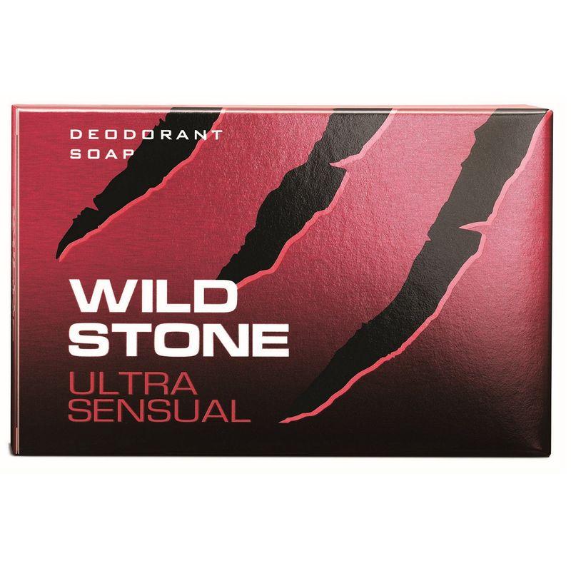 Wild Stone Ultra Sensual Deodorant Soap